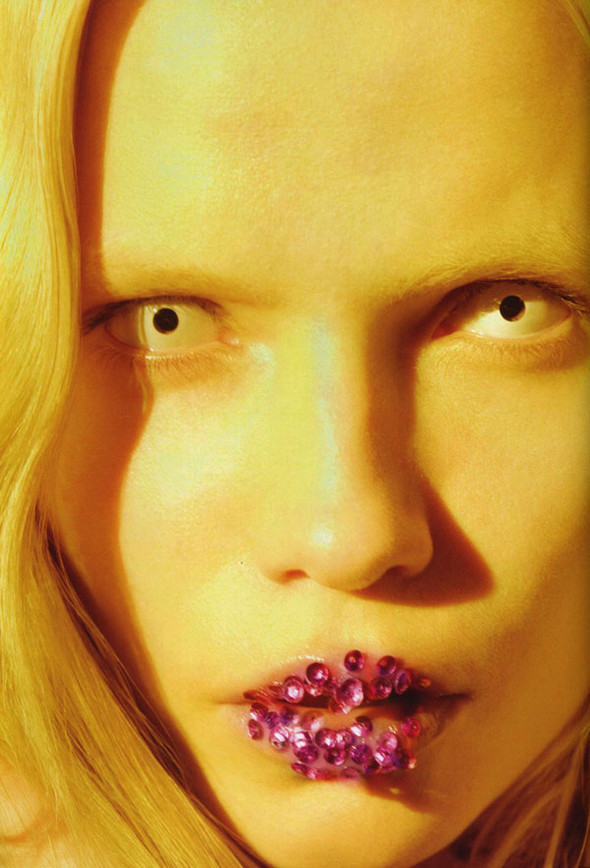 Natasha Poly by Panos Yiapanis for Muse. Изображение № 3.