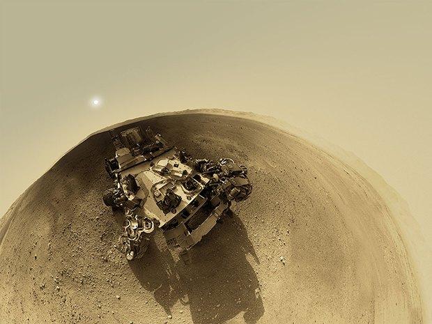 Обсуждения Curiosity. Изображение № 1.