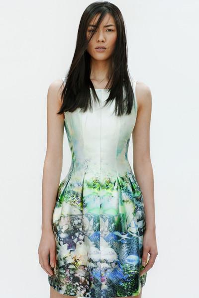 Лукбук: Zara April 2012. Изображение № 11.