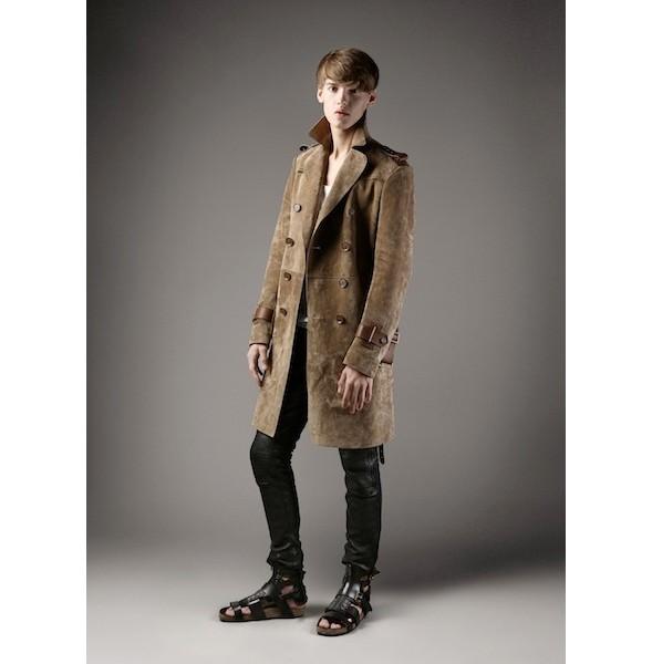 Мужские лукбуки: Alexander McQueen, Burberry и Undercover. Изображение № 42.