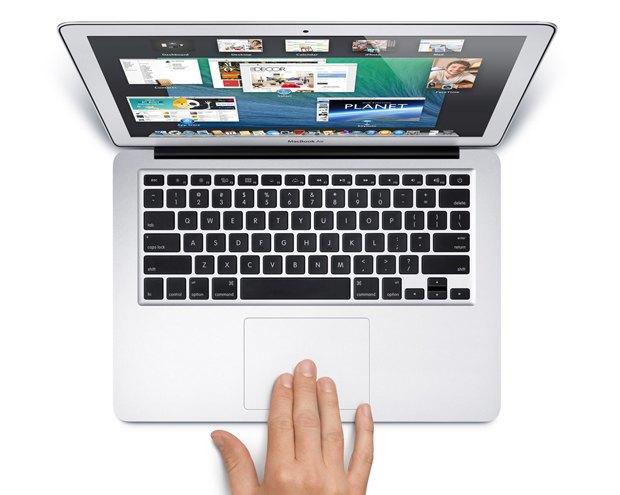 Apple объявила характеристики новых Macbook Air. Изображение № 1.