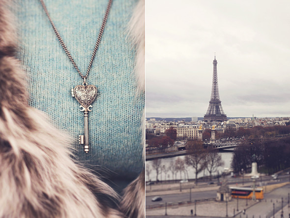 PARIS в декабре. Изображение № 10.