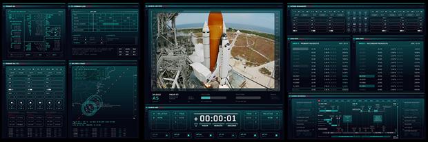 Студия рассказала обинтерфейсах в«Марсианине». Изображение № 17.