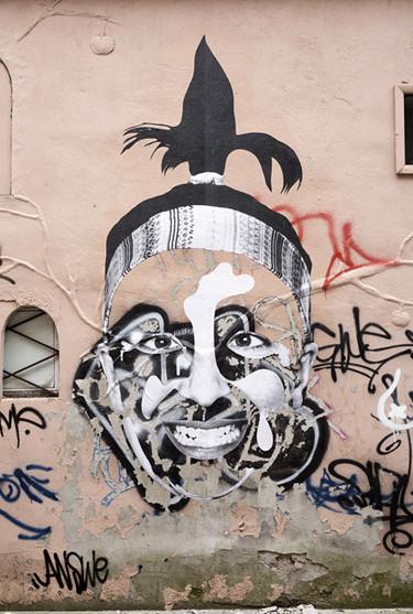 «Лица города» - арт-проект дизайнера Fauxreel. Изображение № 11.
