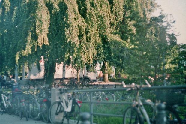 Прогулки с Зенитом: Мой друг - велосипед. Изображение № 1.