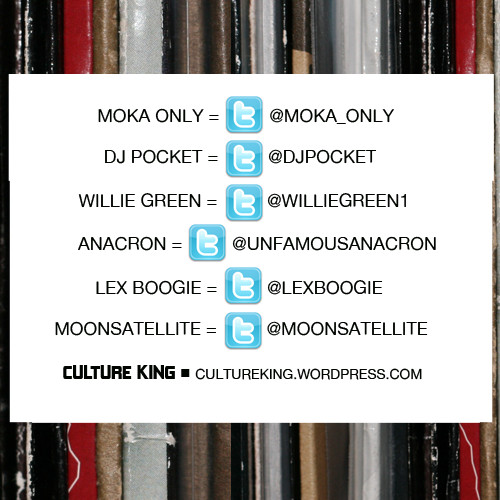 Изображение 2. Culture King – For the Love: J Dilla Tribute.. Изображение № 2.