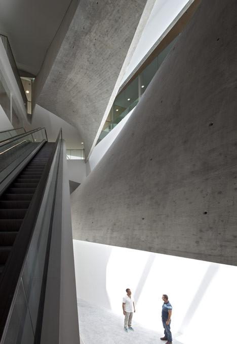 Новые музеи современного искусства: Рим, Катар и Тель-Авив. Изображение №29.