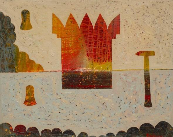 Выставка Сергея Башкирова -  галерея Melior.. Изображение № 7.