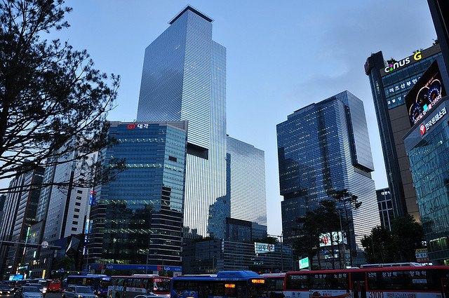 Штаб-квартира Samsung в Сеуле. . Изображение № 1.