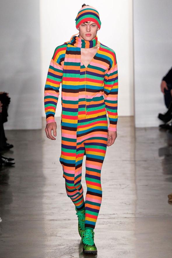 Лукбук Jeremy Scott A/W 2012-13, Женская и мужская коллекции. Изображение № 24.