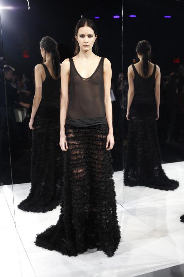 Изображение 12. Кира Пластинина показала новую коллекцию на неделе моды в Нью-Йорке.. Изображение № 12.