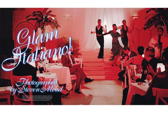 Новые съемки: Vogue, Nylon и другие. Изображение № 18.