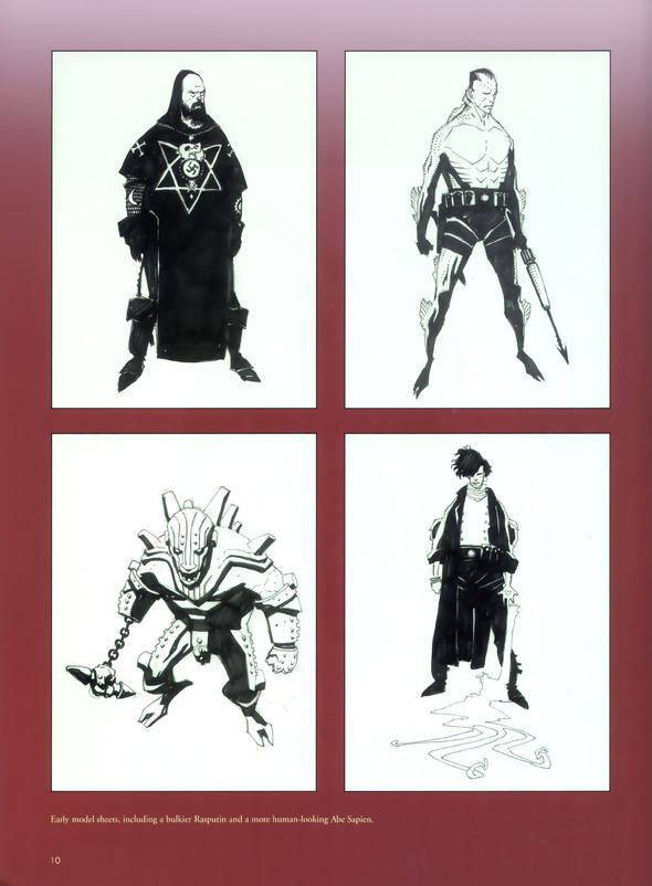 Hellboy. Изображение № 2.