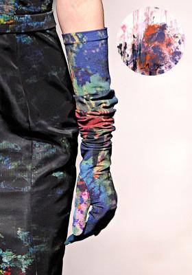 Цветной: 35 принтов из коллекций FW 2011. Изображение № 23.