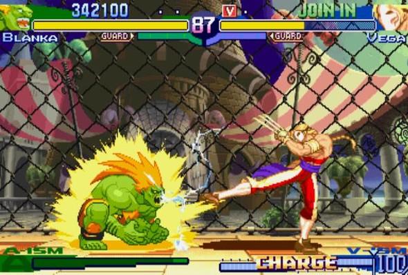 История Street Fighter. Изображение № 4.