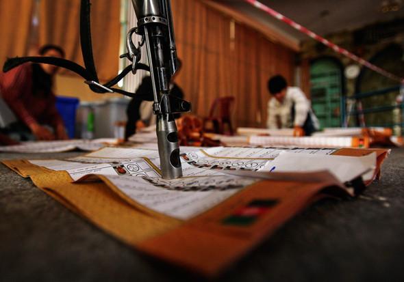 Афганистан. Военная фотография. Изображение № 238.