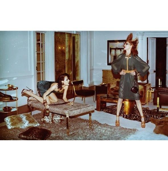 Изображение 12. Рекламные кампании: Lanvin, Prada, Balenciaga и другие.. Изображение № 2.