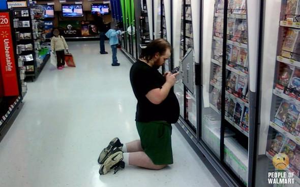 Покупатели Walmart илисмех дослез!. Изображение № 6.