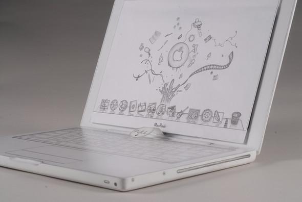 Macbook Draw. Изображение № 8.
