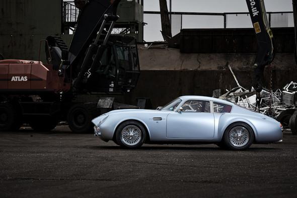 Воскрешение Aston Martin DB4 GT Zagato. Изображение № 9.