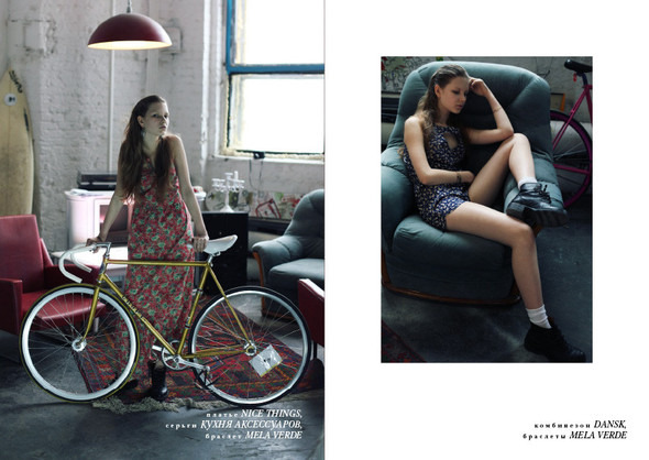 Лукбук: Click-boutique SS 2012. Изображение № 4.