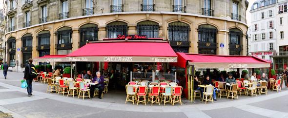 Изображение 46. Парижские кафе.. Изображение № 48.
