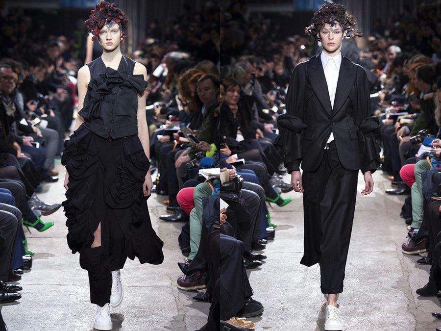 Неделя моды в Париже: Дни 5 и 6. Изображение № 13.