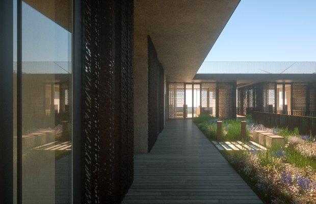 Бюро Kleinewelt Architekten о красивых хрущёвках и честности. Изображение № 13.
