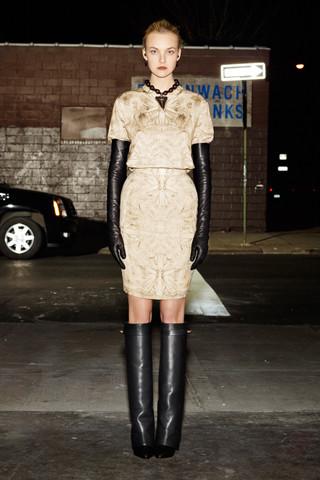 Givenchy Pre-Fall 2012. Изображение № 34.