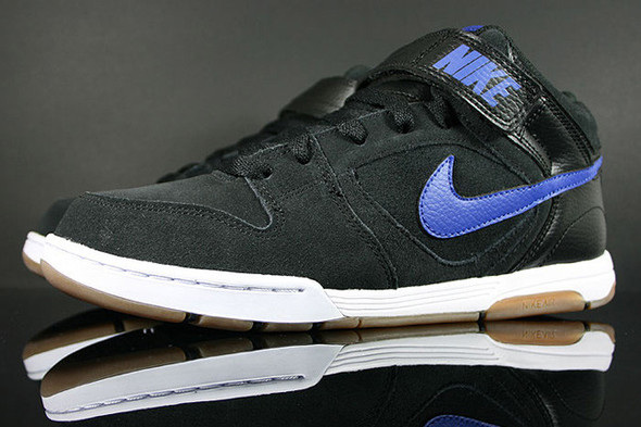 NIKE AIR TWILIGHT (DRENCHED BLUE). Изображение № 3.