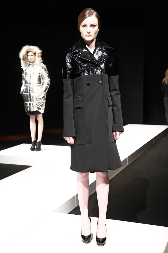 Berlin Fashion Week A/W 2012: Dietrich Emter. Изображение № 1.