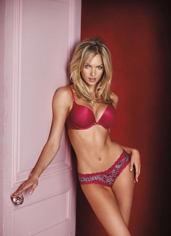 Изображение 5. Рекламная кампания Victorias Secret: День святого Валентина.. Изображение № 5.