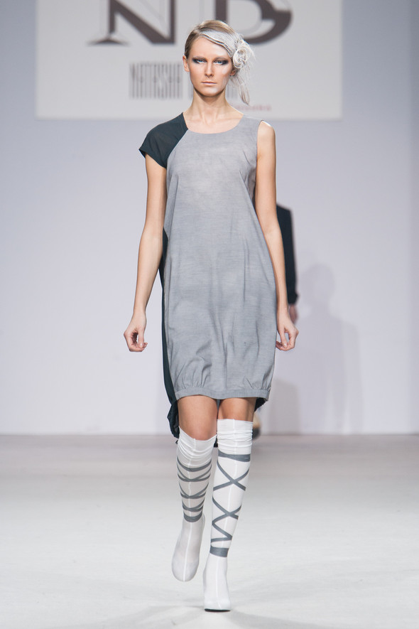 Наташа Дригант, Кира Пластинина, Сергей Сысоев, Gabi Lauton: весна-лето 2011 на Volvo Fashion Week. Изображение № 2.