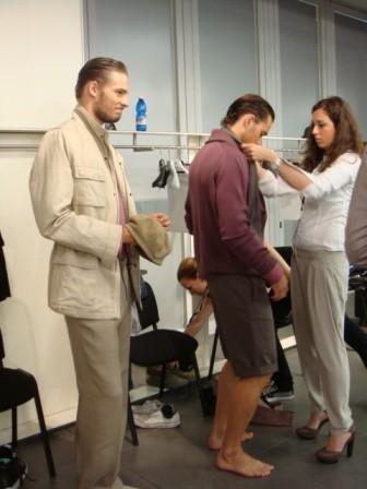 Репортаж сМиланской Недели мужской моды. Изображение № 2.