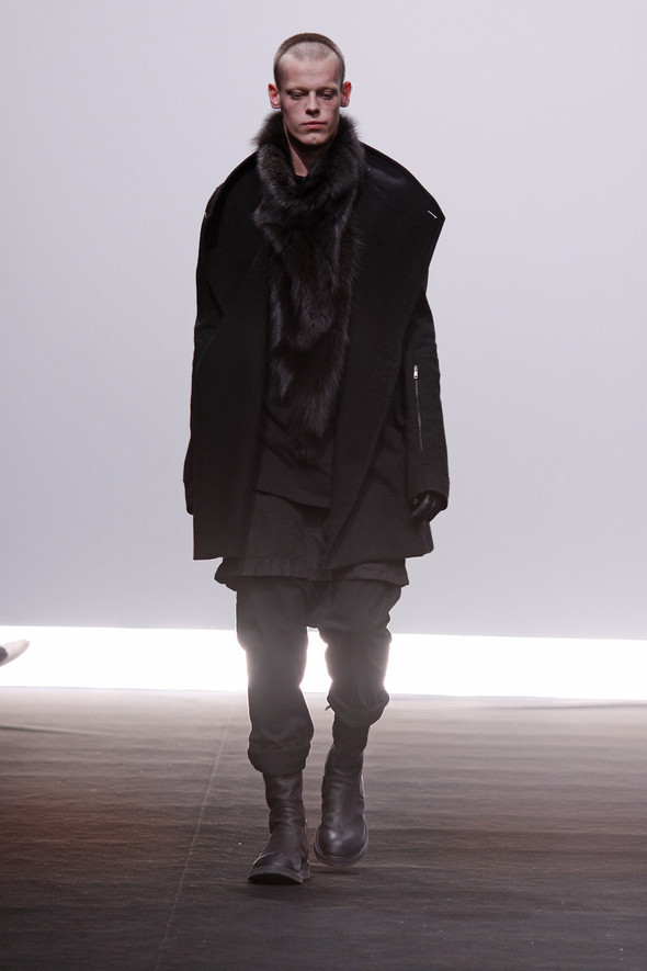 Rick Owens Fall Winter 2009 2010. Изображение № 24.
