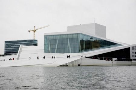 Опера вОсло. Изображение № 1.