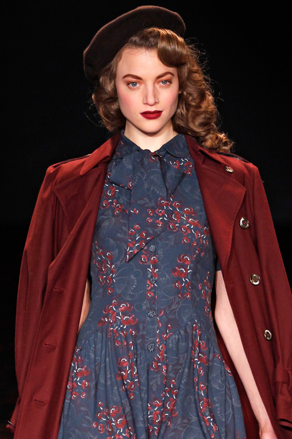 Berlin Fashion Week A/W 2012: Lena Hoschek. Изображение № 23.