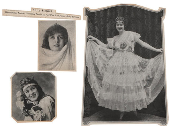 Актриса немого кино Анита Стюарт. Изображение № 9.