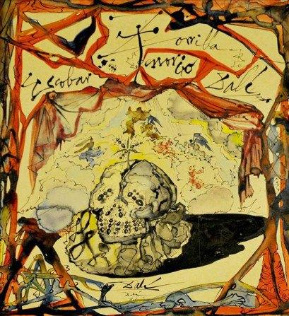 Сальвадор Дали, Cartel des Don Juan Tenorio, 1949 год. Изображение № 1.