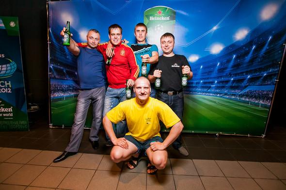 3D трансляцию Финала UEFA Champions League в городах России. Изображение № 4.