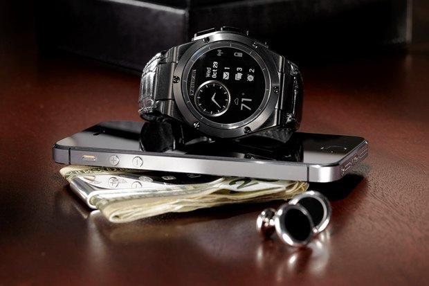 HP показала смарт-часы дизайна Майкла Бастиана. Изображение № 1.