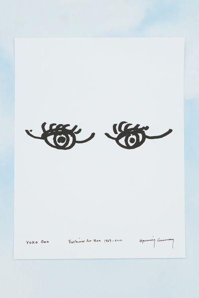 Показана коллекция Йоко Оно для Opening Ceremony. Изображение № 18.