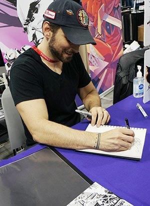 Как прошёл гик-фестиваль NYC Comic-Con  в Нью-Йорке. Изображение № 12.
