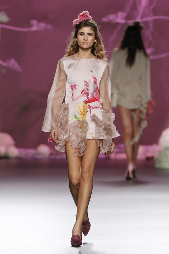 Madrid Fashion Week A/W 2012: Francis Montesinos. Изображение № 23.