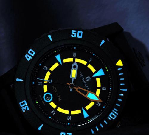 Steinhart Triton 100ATM Black. 570 EUR (19% VAT incl.). Изображение № 32.