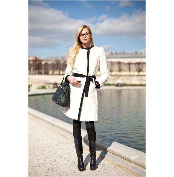 Луки с Недели моды в Париже. Изображение № 7.