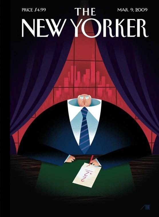 Обложки TheNew Yorker. Изображение № 85.