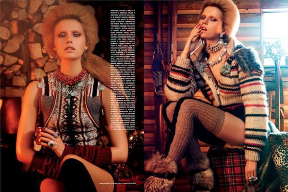 Прямая речь: стилист и директор моды Vogue Gioiello Джованна Батталья. Изображение № 6.