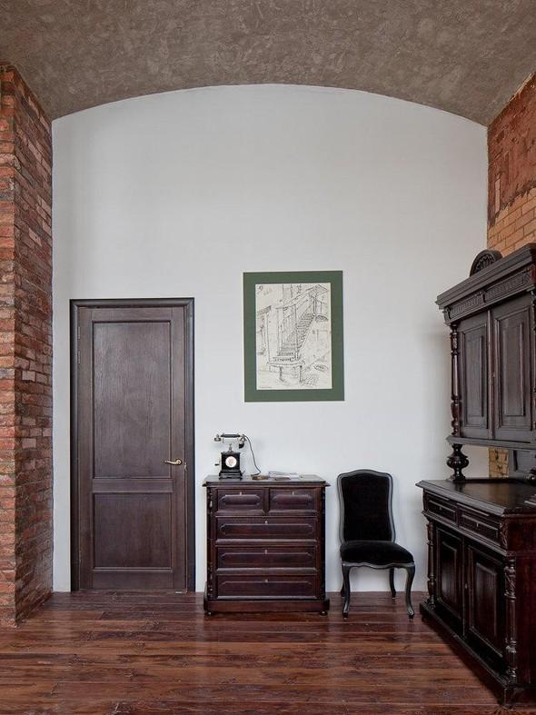 Первые лофт-апартаменты премиум-класса появились в Москве. Изображение № 4.