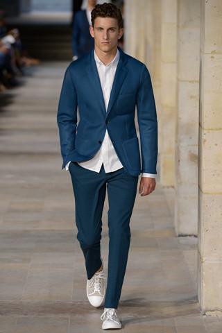 Неделя мужской моды в Париже: День 4. Изображение № 21.